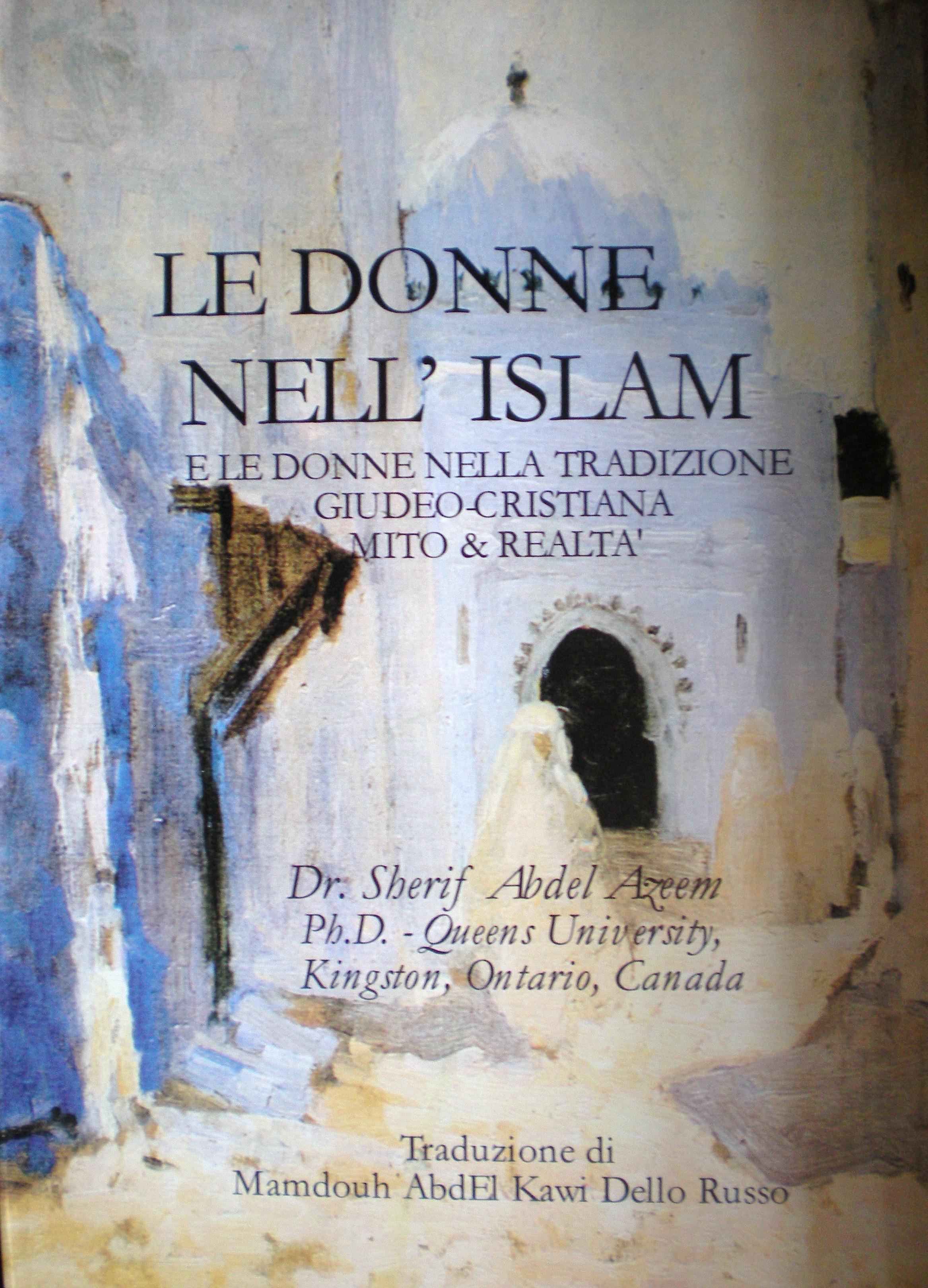 Le donne nell'Islam e le donne nella tradizione giudeo-cristiana