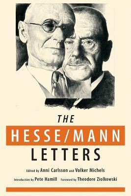 HESSE-MANN LETTERS NEW REPRINT