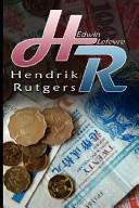 H. R. (Hendrik Rutge...