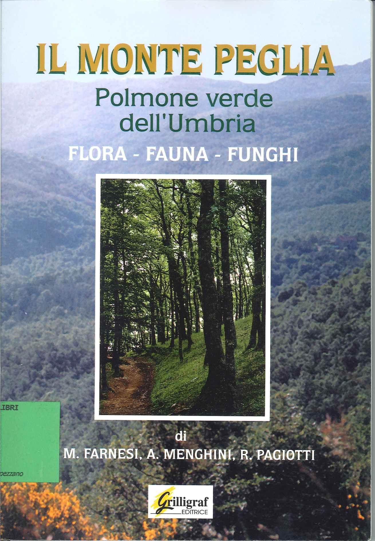 Il monte Peglia polmone verde dell'Umbria