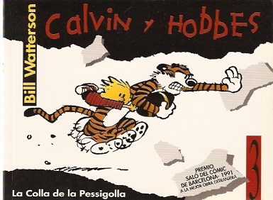 Calvin y Hobbes #3