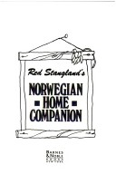 Red Stangland's NORWEGIAN HOME COMPANION