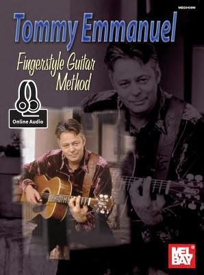 Tommy Emmanuel Fingerstyle Guitar Method + Online Audio