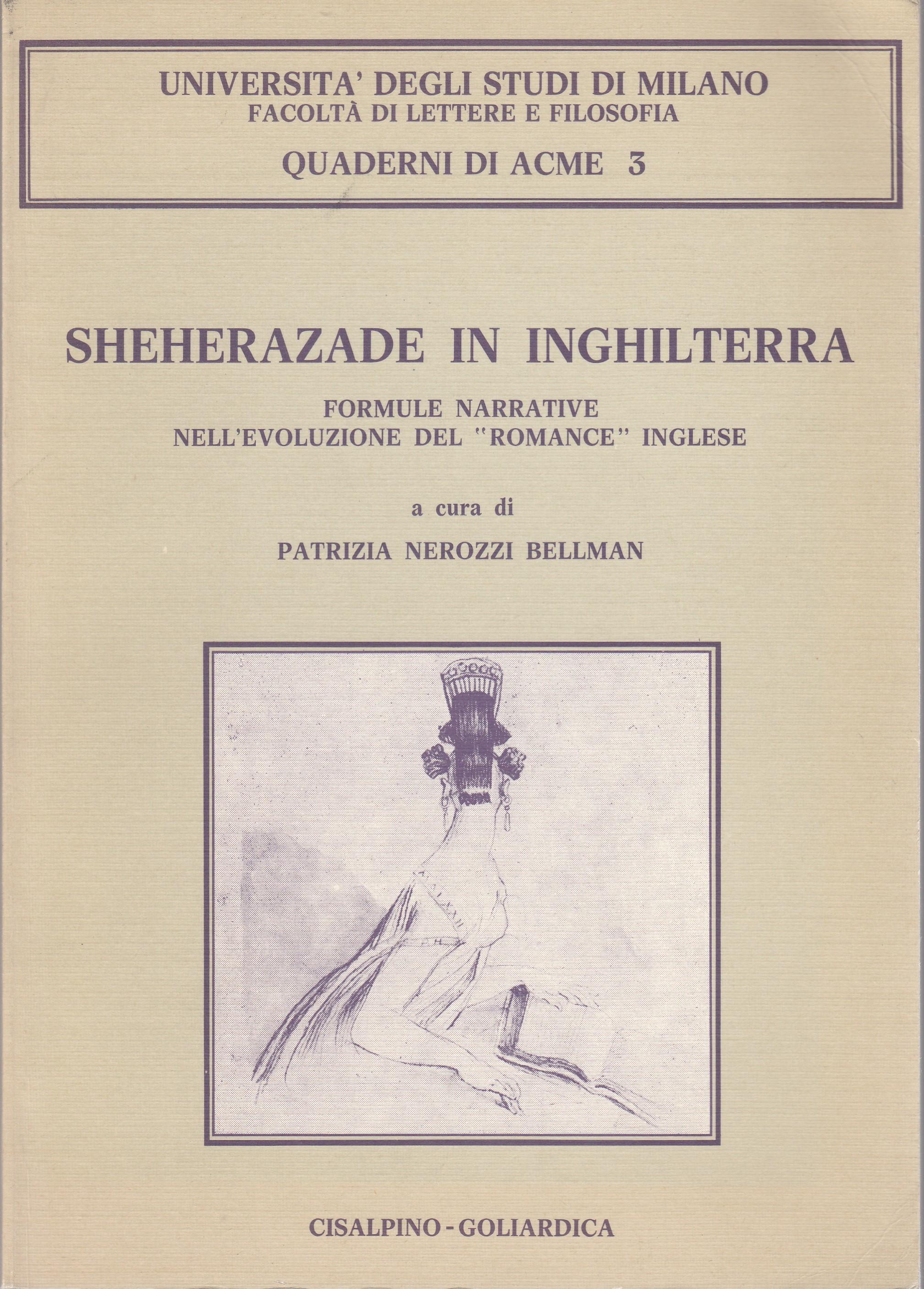Sheherazade in Inghilterra