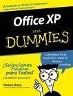 Office XP Para Dummies, Spanish Edition