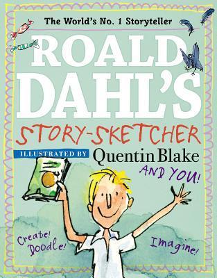 Roald Dahl's Story-Sketcher