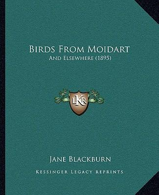 Birds from Moidart