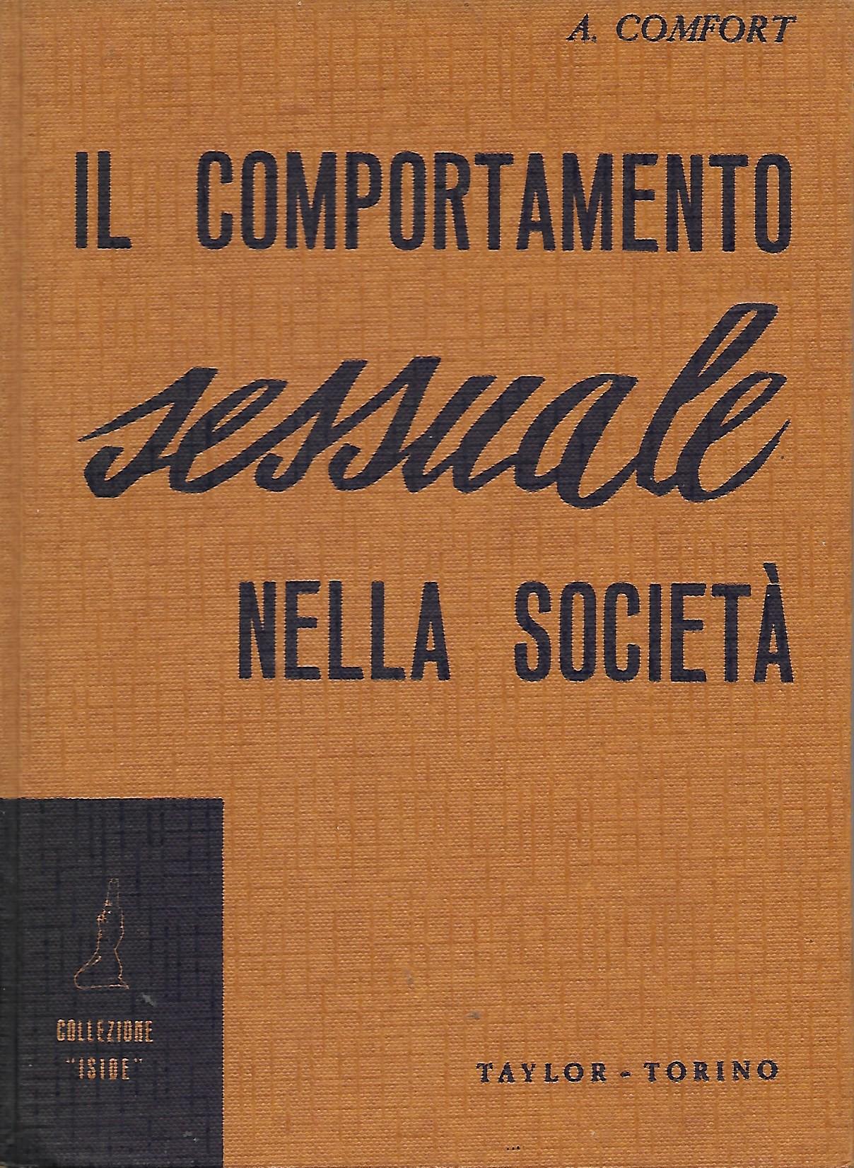 Il comportamento sessuale nella società