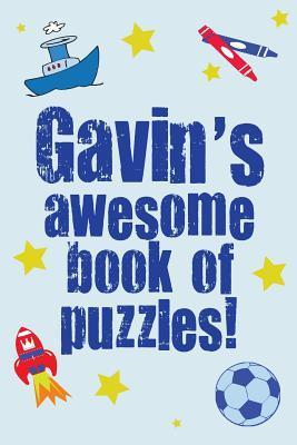 Gavin's Awesome Book of Puzzles!