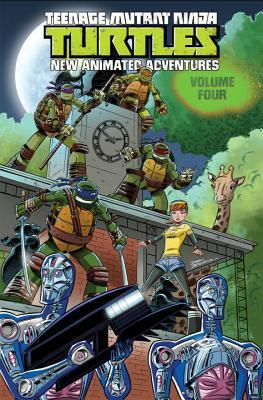 Teenage Mutant Ninja Turtles New Animated Adventures 4