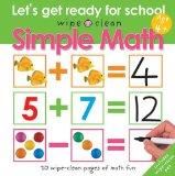 Wipe Clean Simple Math