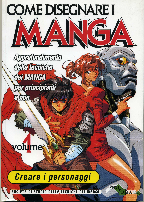 Come disegnare i manga