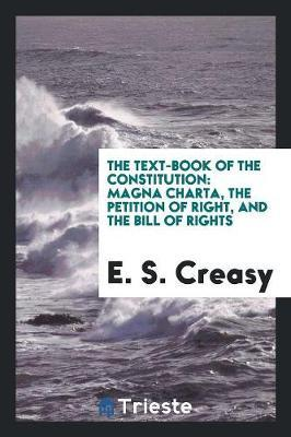 The Text-book of the Constitution