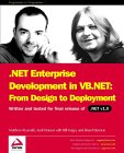 .NET Enterprise Development in VB.NET