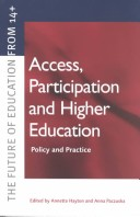 Access, Participation and Higher Education