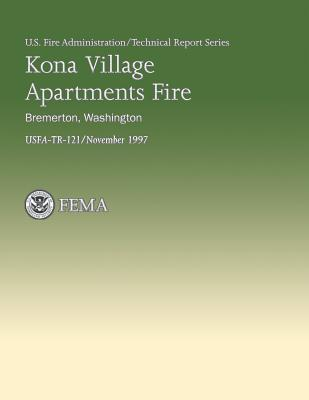 Kona Village Apartments Fire-Bremerton, Washington