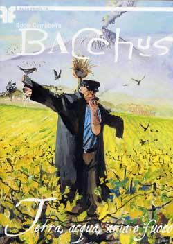 Bacchus vol. 4: Terr...