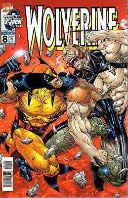 Wolverine n. 138