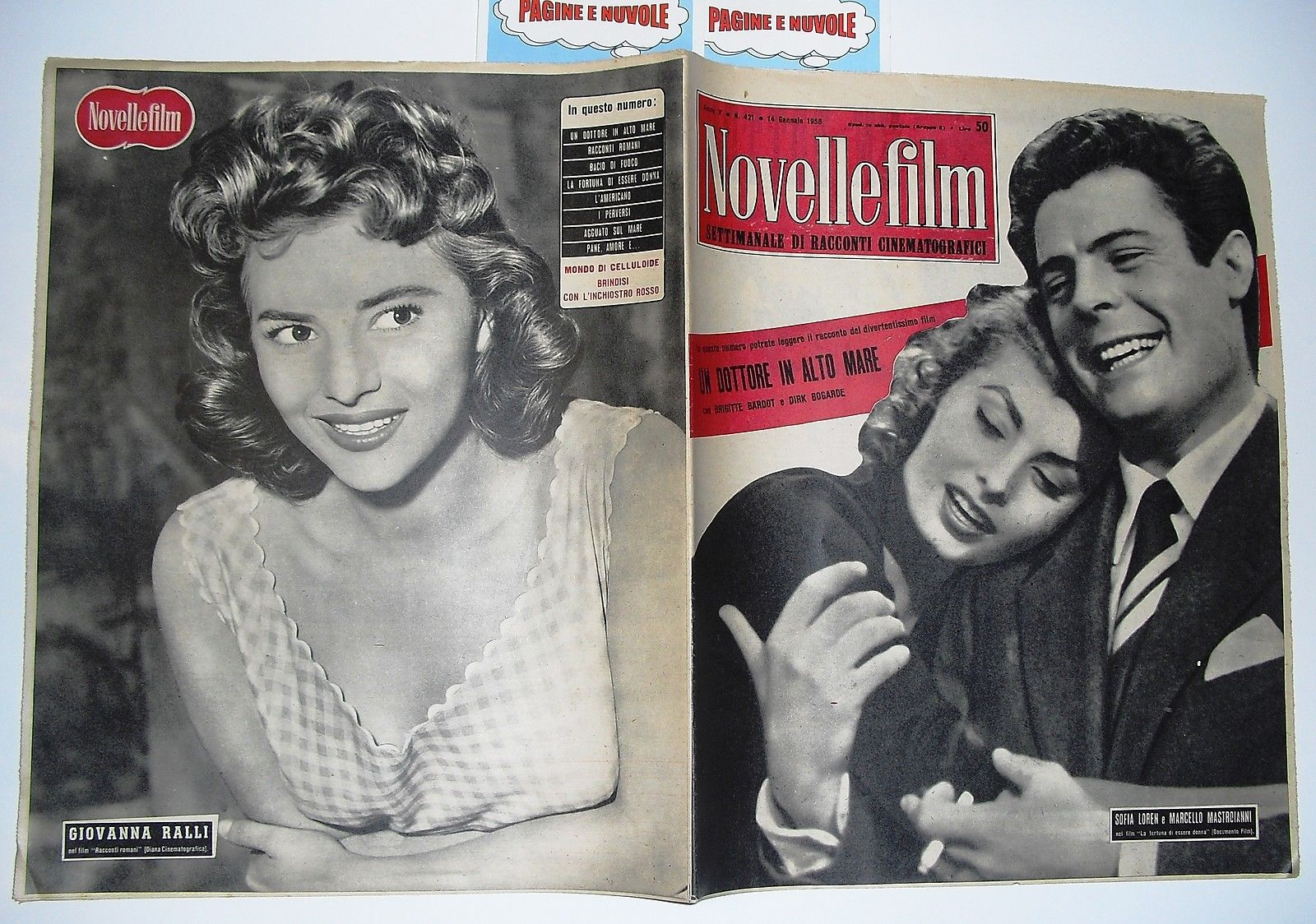 Novelle film n. 421