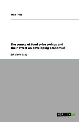 The source of food price swings and their effect on developing economies