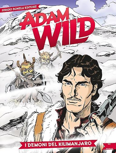 Adam Wild n. 11
