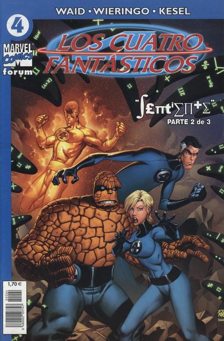 Los 4 Fantásticos Vol.5 #4 (de 16)