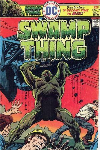 Swamp Thing Vol.1 #19