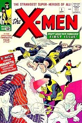 The X-Men Vol.1 #1