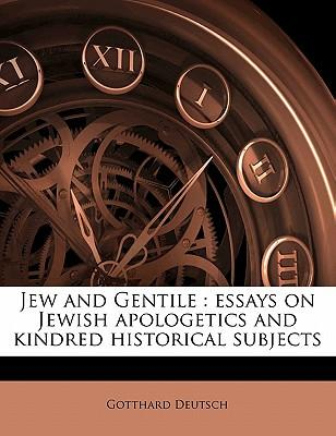 Jew and Gentile