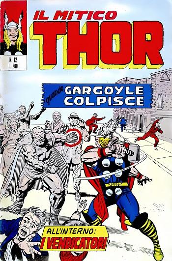 Il Mitico Thor n. 12