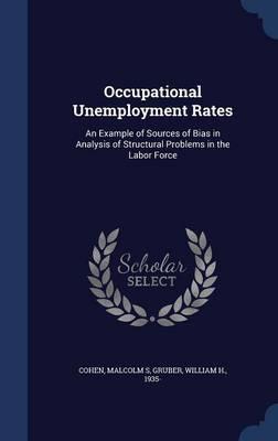 Occupational Unemployment Rates