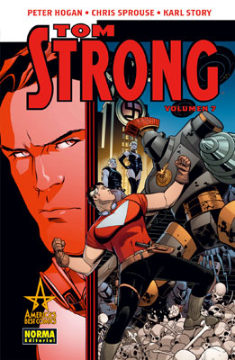 Tom Strong #7