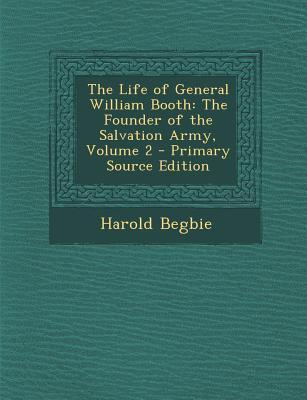 Life of General William Booth