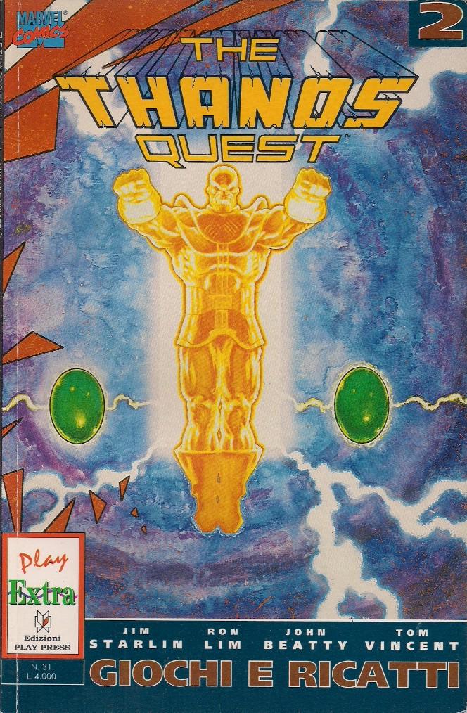 The Thanos Quest n. ...