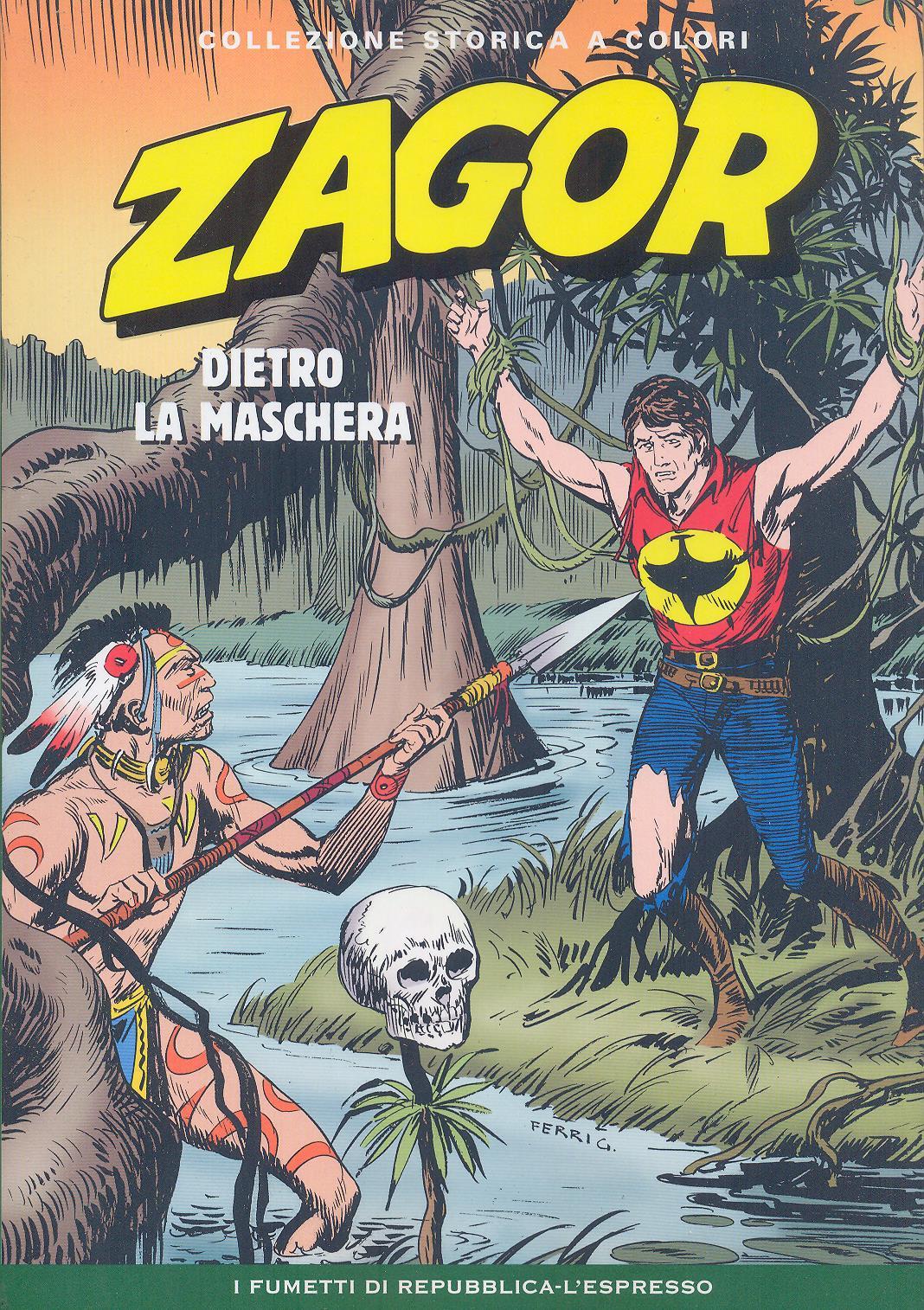 Zagor collezione storica a colori n. 79