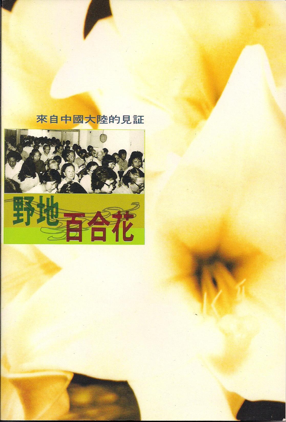 野地百合花