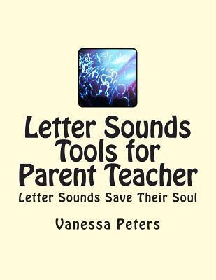 Letter Sounds Tools for Parent Teacher
