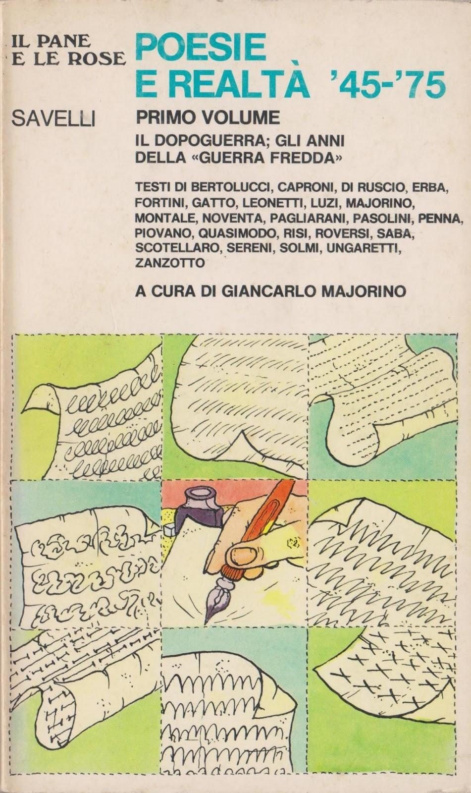 Poesie e realtà '45-'75