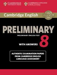 Cambridge english preliminary. Student's book. With answers. Per le Scuole superiori