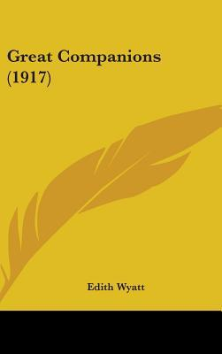 Great Companions (1917)