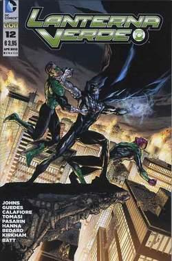 Lanterna Verde #12