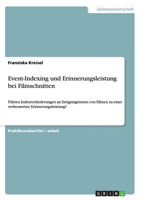 Event-Indexing und Erinnerungsleistung bei Filmschnitten