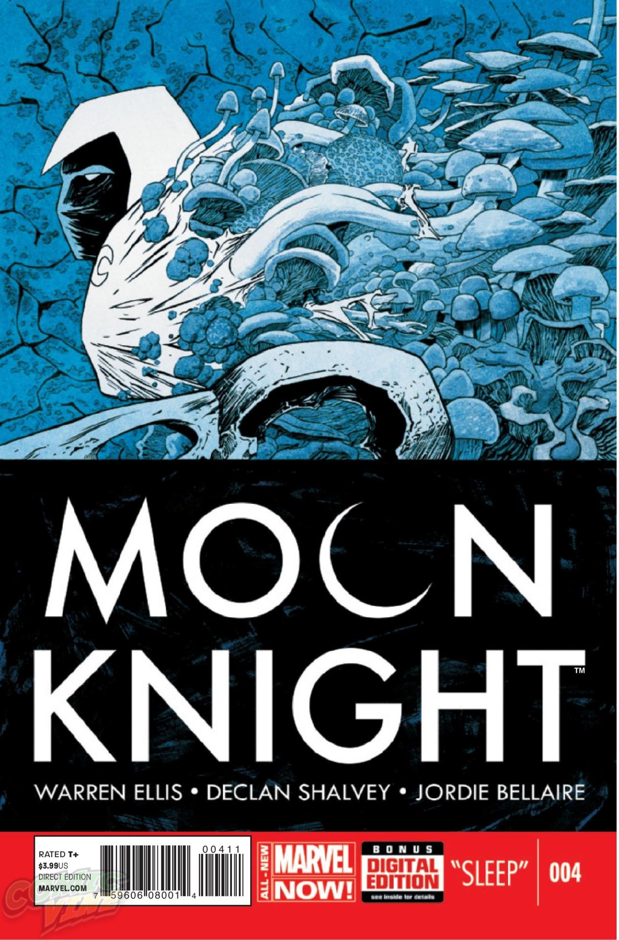 Moon Knight Vol.5 #4