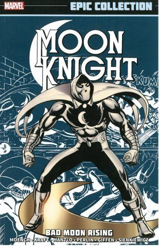 Moon Knight Epic Col...