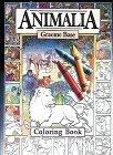 Animalia Coloring Book