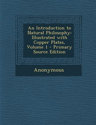 Introduction to Natural Philosophy