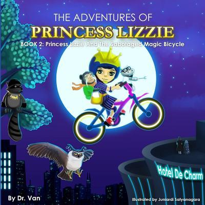 Princess Lizzie and the Sabotaged Magic Bicycle