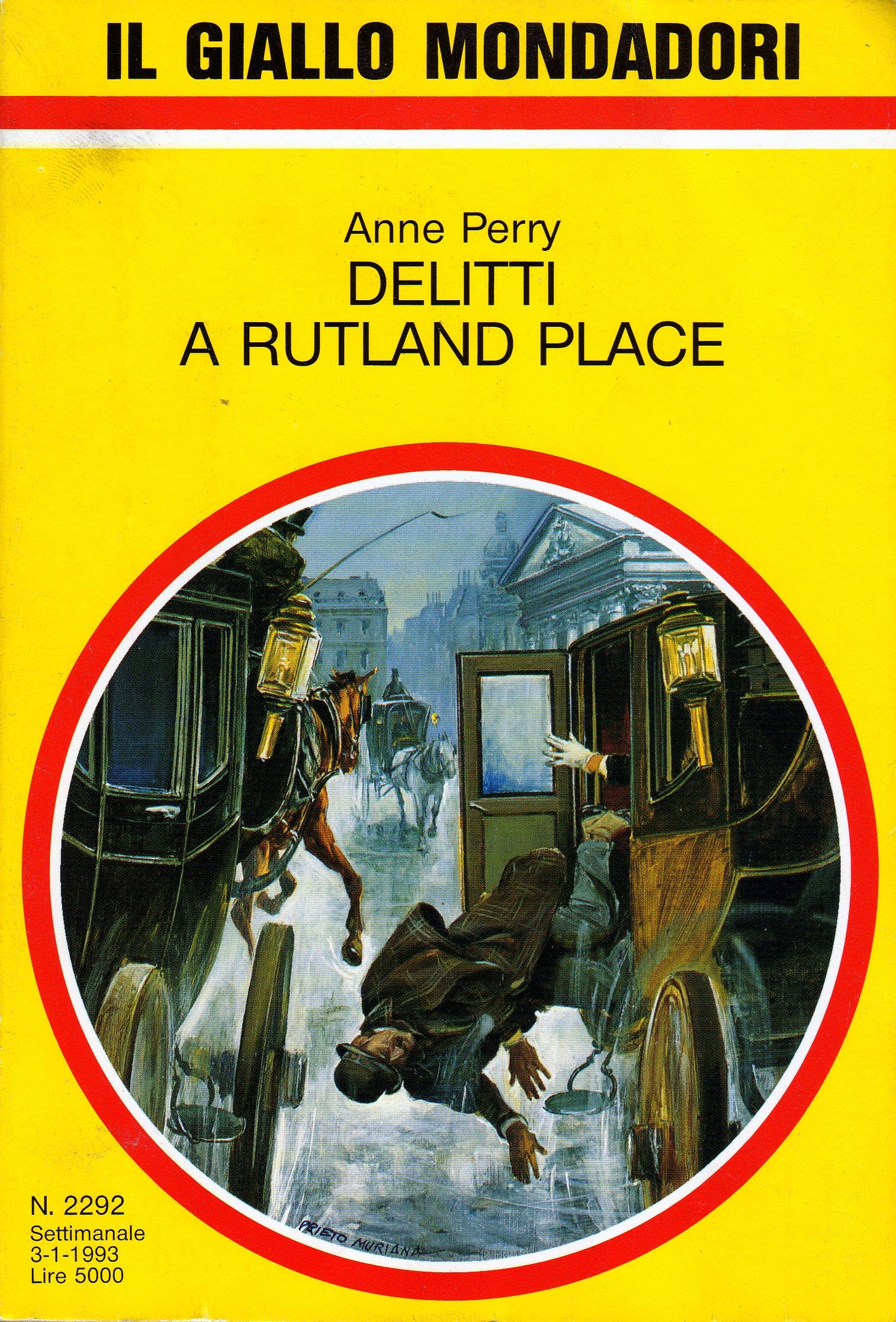 Delitti a Rutland Pl...