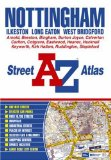 Nottingham, Ilkeston, Long Eaton, West Bridgford, Street Atlas