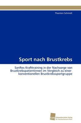 Sport nach Brustkrebs